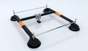 3D Printing of OSSCAR Building Scanner